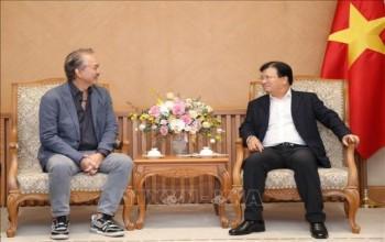 Tăng cường hợp tác đầu tư trong lĩnh vực Logistics giữa Việt Nam - Singapore